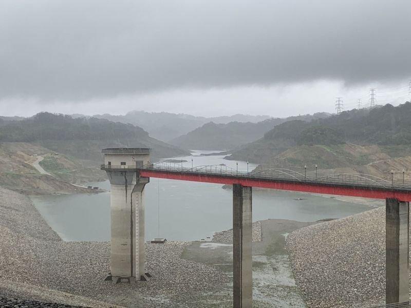 寶山寶二水庫雨量破百  有利解除水情紅燈警戒