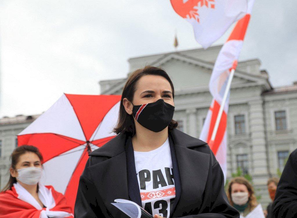 西方強權對白俄羅斯「空中劫機」祭新制裁 反對派表歡迎