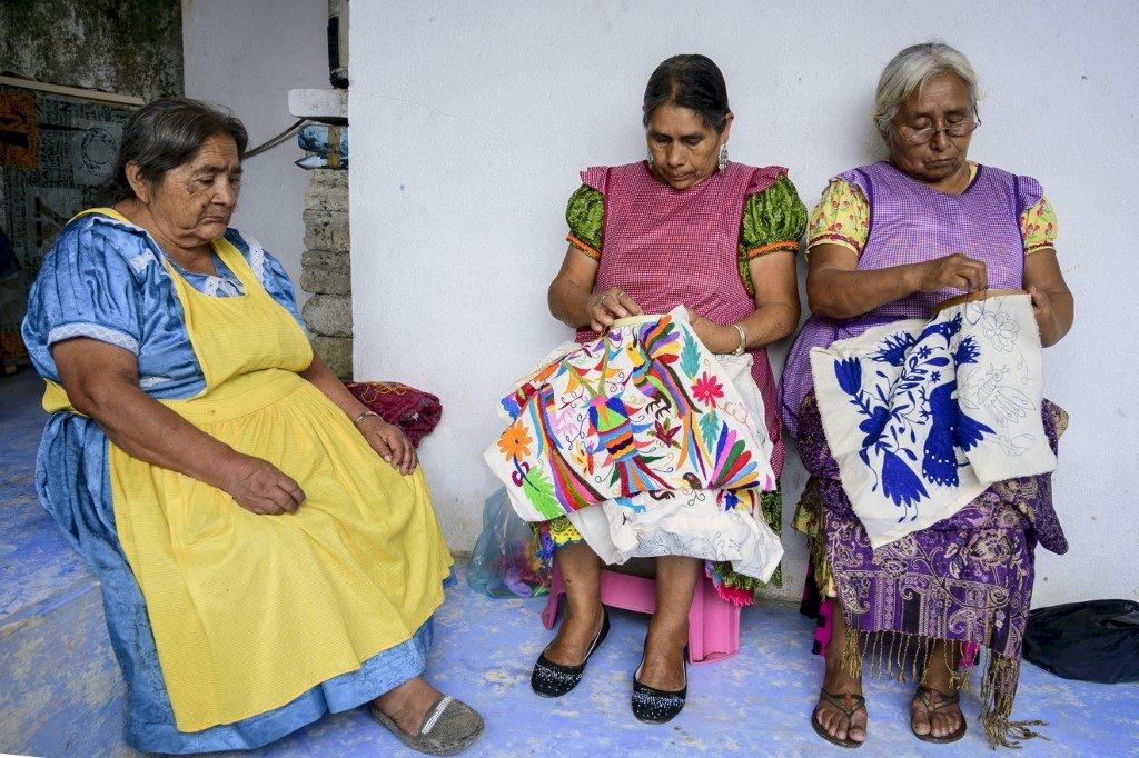 墨西哥指控Zara等國際服飾 挪用原住民族圖騰