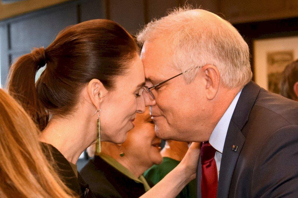 紐澳總理會面 淡化對中政策分歧
