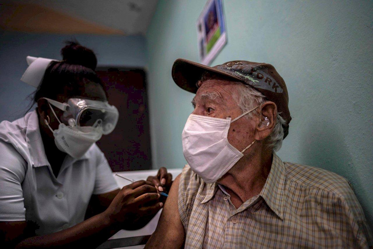 古巴國產疫苗主權2號初步數據出爐 保護效力達62%
