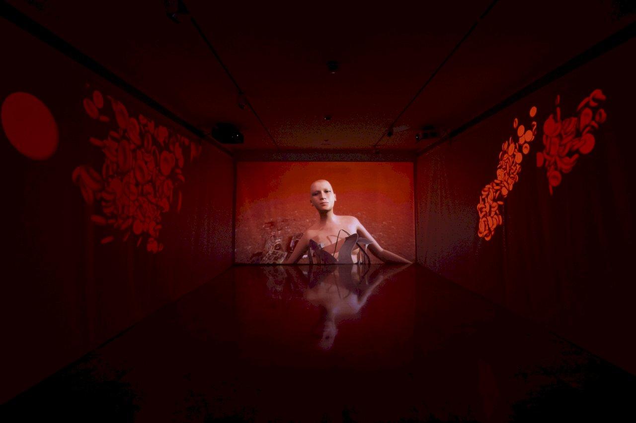 鄭淑麗國際線上個展  探討疫情中「轉化的病毒」