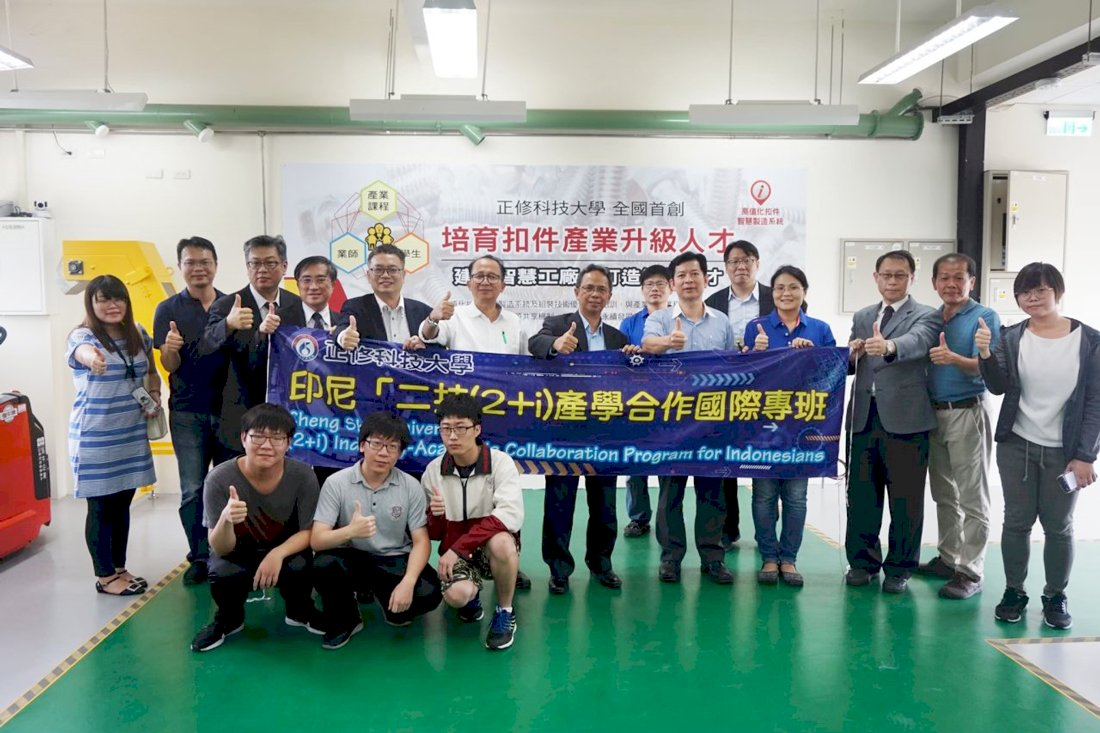 印尼2+i專班全英語授課 首屆學生來台2年竟成華語通