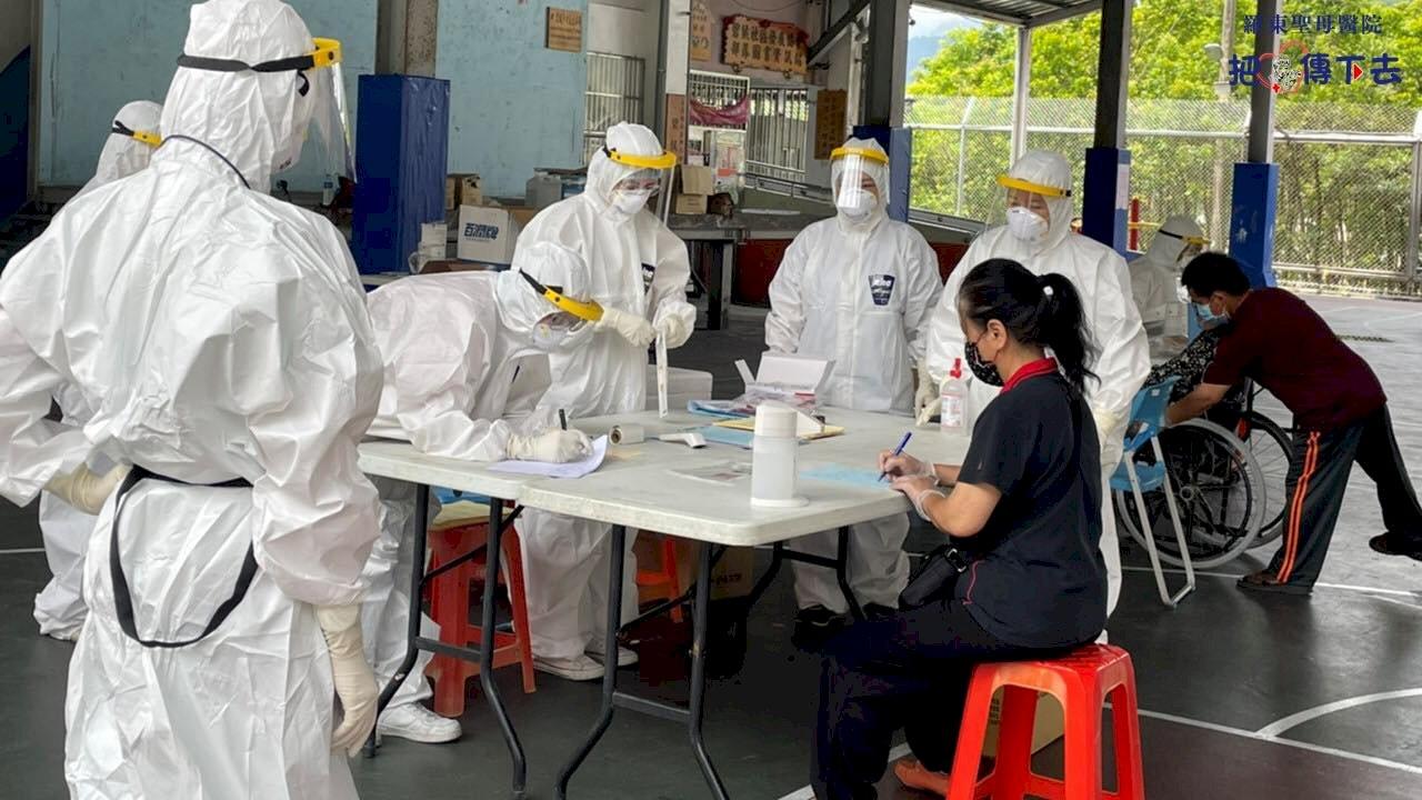 快訊》繼日本之後 美國確定已將台灣列入疫苗援助對象 預計6月底送出
