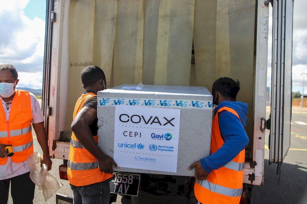 嚴重落後 COVAX今年疫苗只夠窮國20%人口
