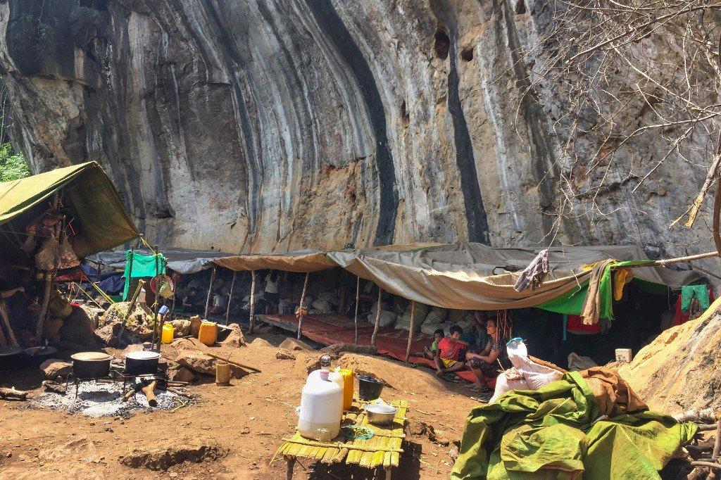 明日的緬甸  想喚起的台、港人道救援