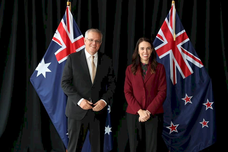 對中政策分歧? 紐澳誓言同一陣線應對區域挑戰(影音)