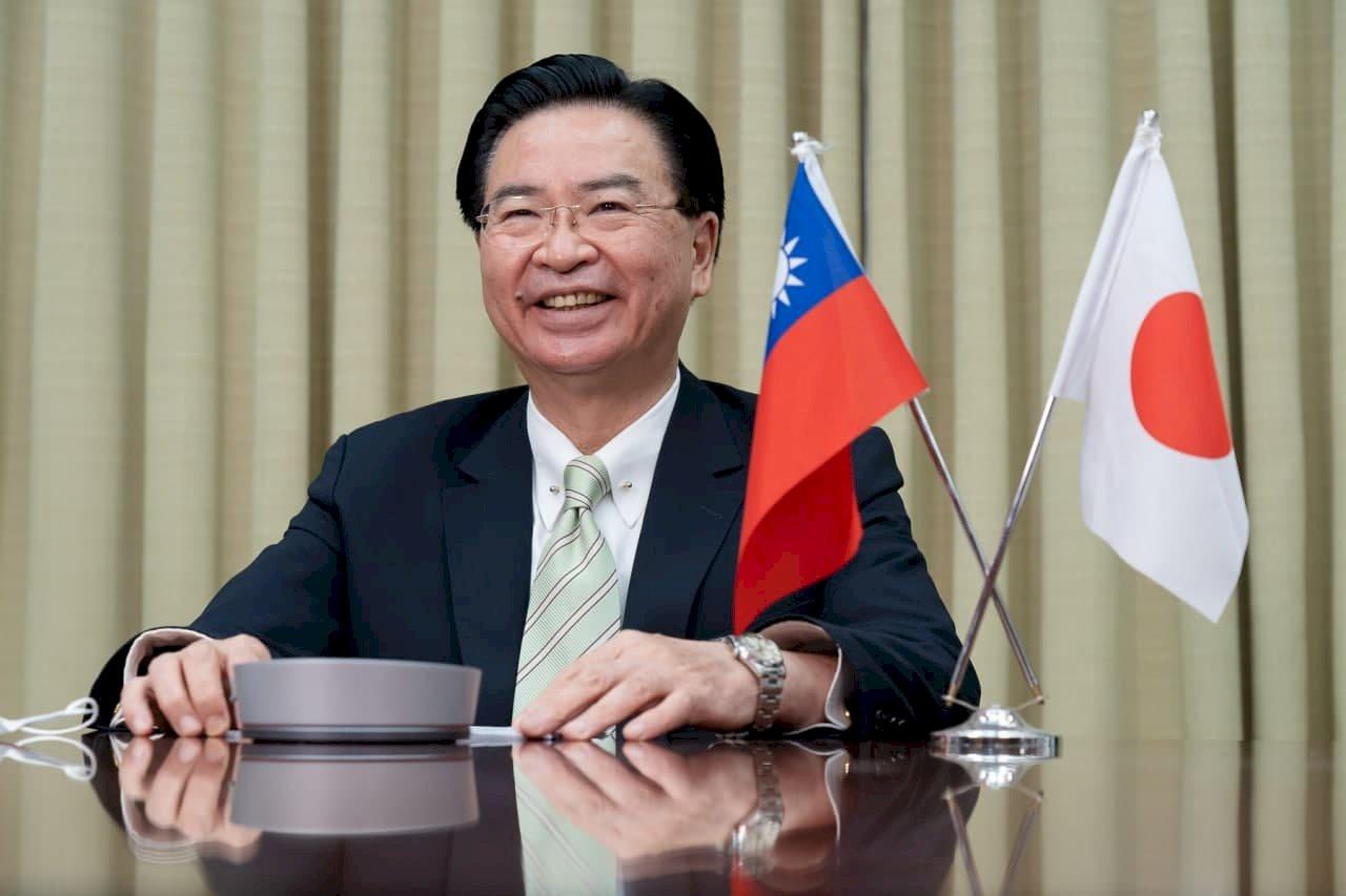 吳釗燮:台灣在中國擴張主義前線 守護主權及民主