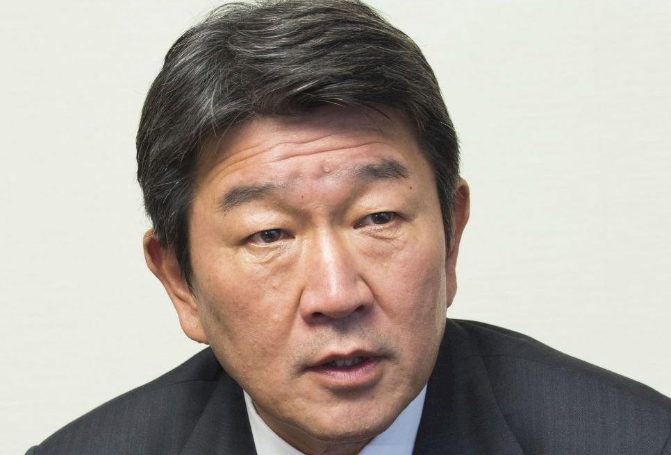 疫苗捐台很重要 日本政府不只說三次!外相茂木敏充在參議院答詢:有迫切需要!