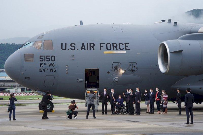 為何中國對美國C-17降落松山機場的態度如此低調