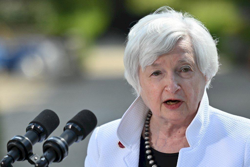 葉倫:美今年通膨率將達3% 只是暫時性