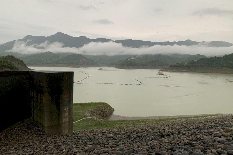 午後雷雨命中集水區 中南部水庫進補