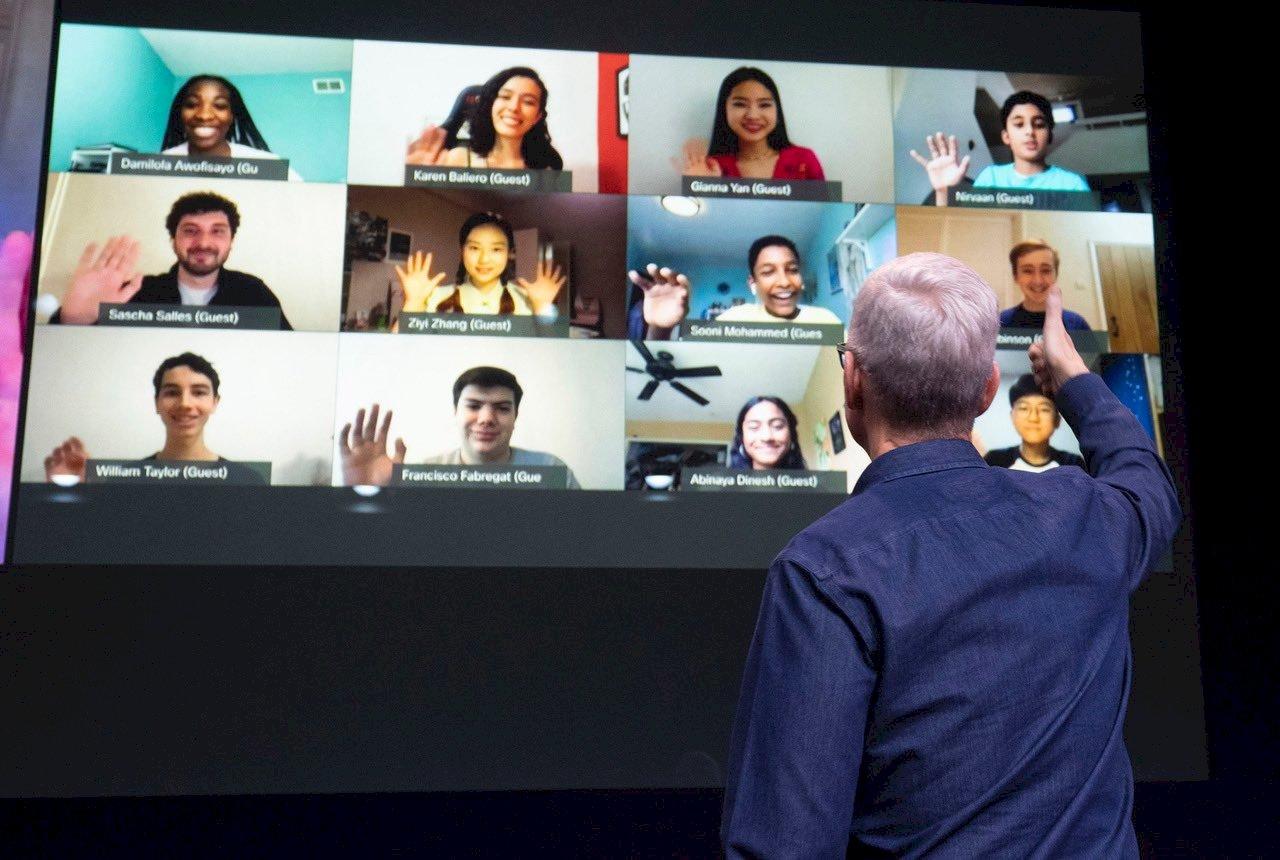 蘋果WWDC發表新軟體 凸顯將裝置與服務融合強項