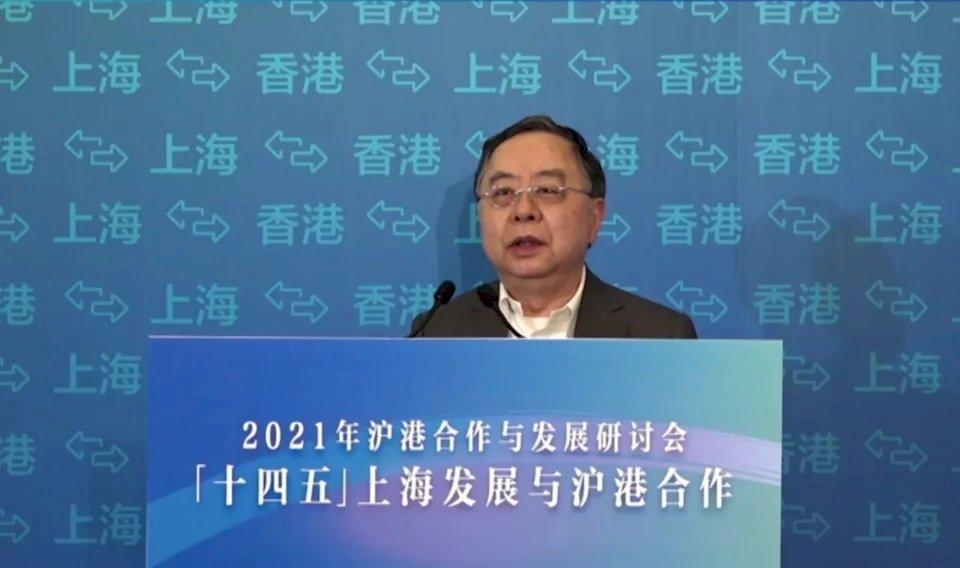 港商:中國發展沒有香港問題也不大