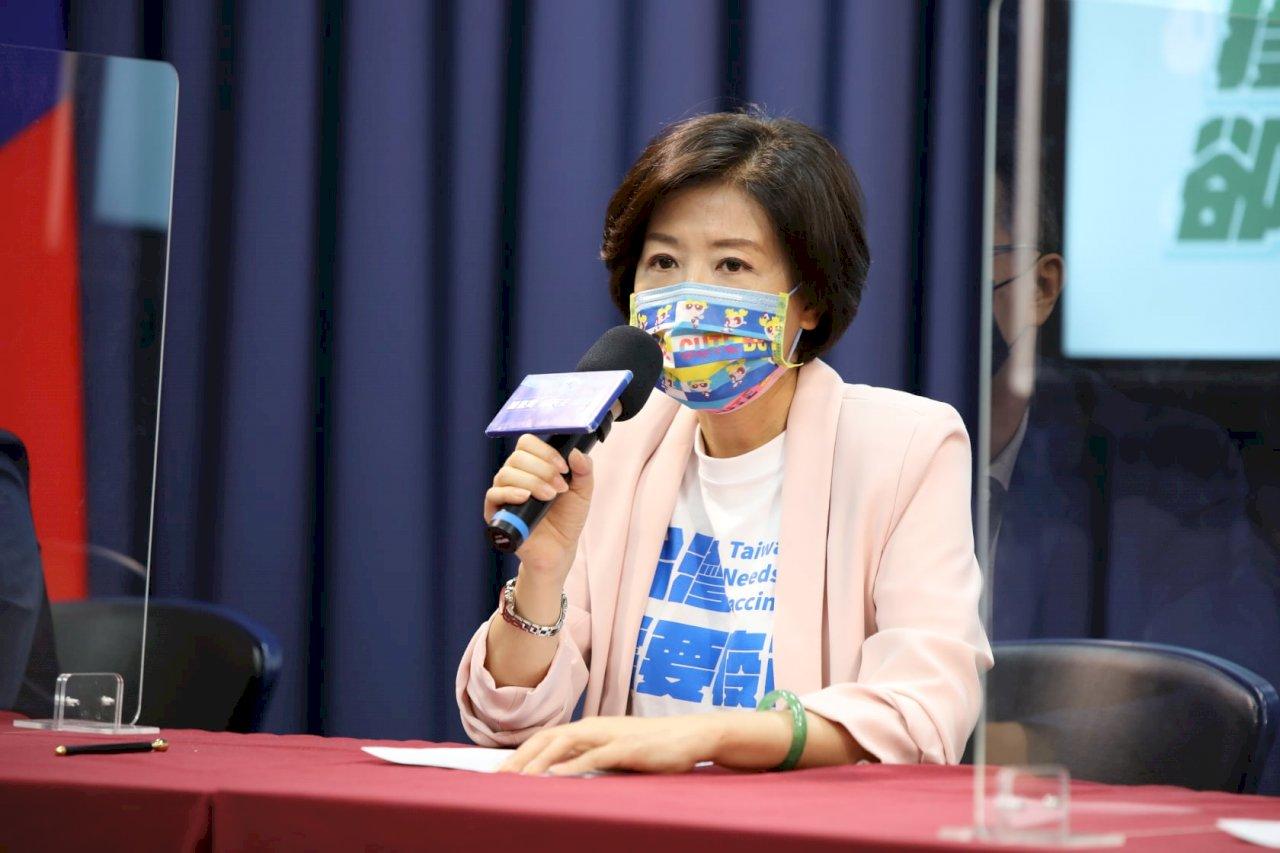 青壯族群疫苗沒份 國民黨:調整採購數額 列入施打順序