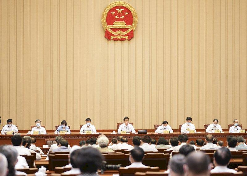 反外國制裁法列香港基本法 中國人大暫不表決