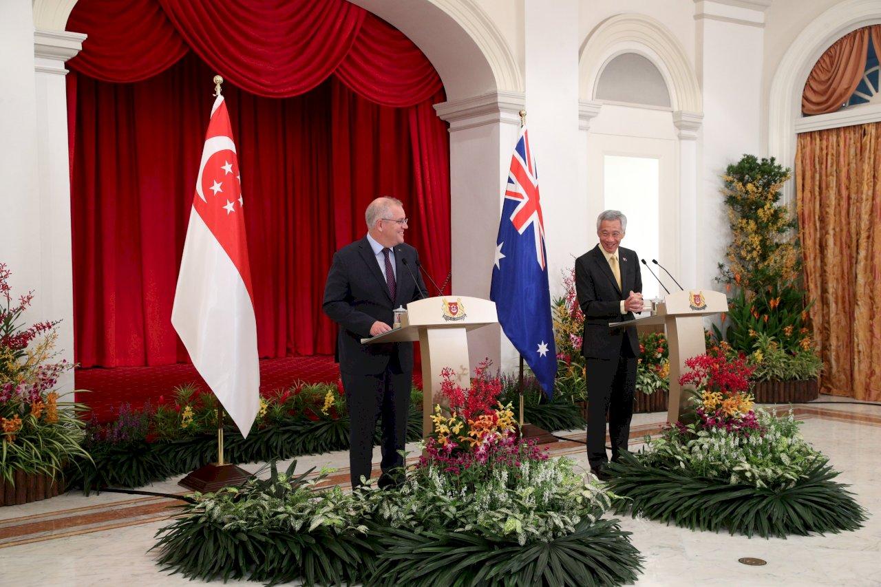 新加坡與澳洲將致力推動旅遊泡泡