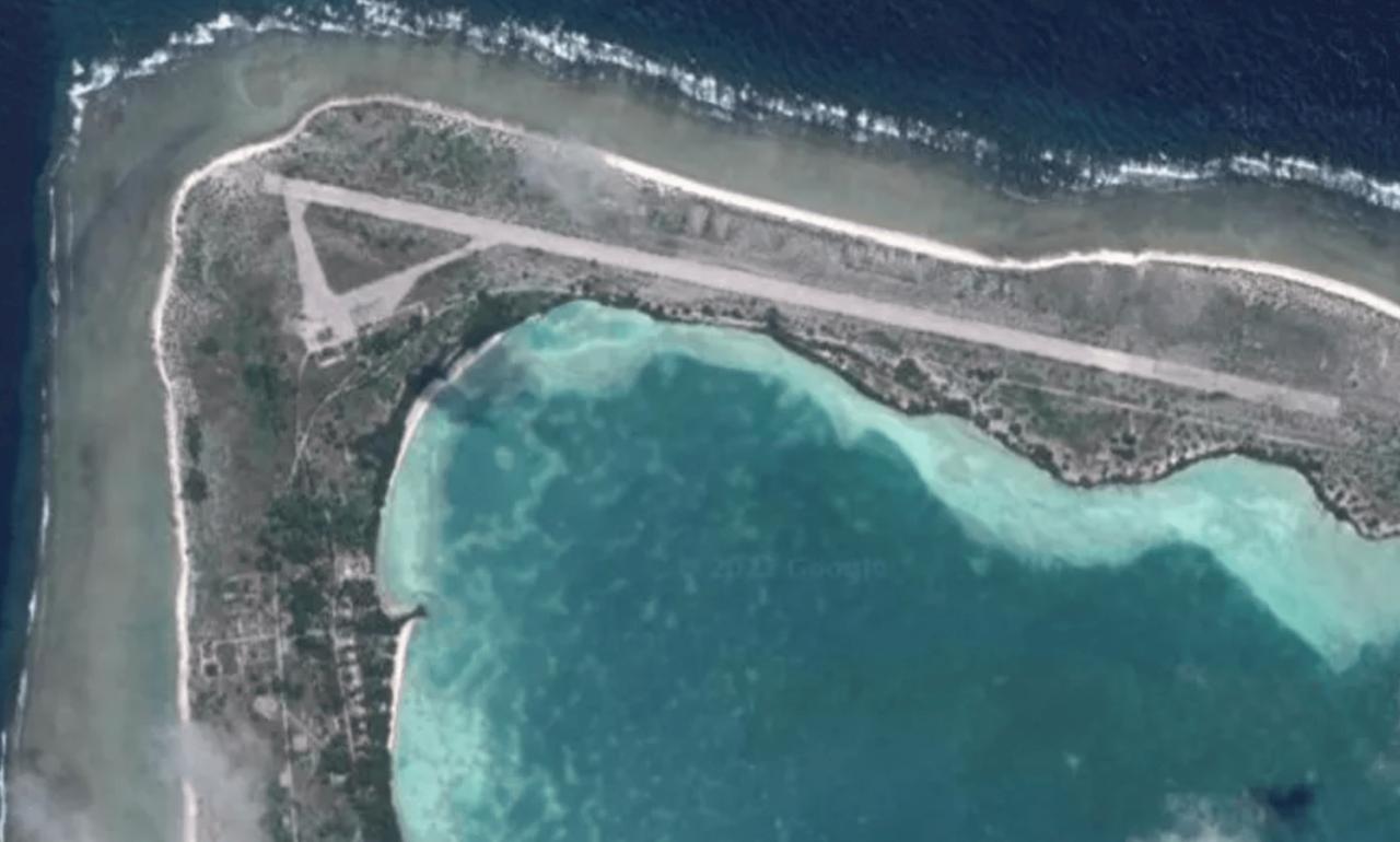 中國推動吉里巴斯機場翻修 專家:疑建軍用設施