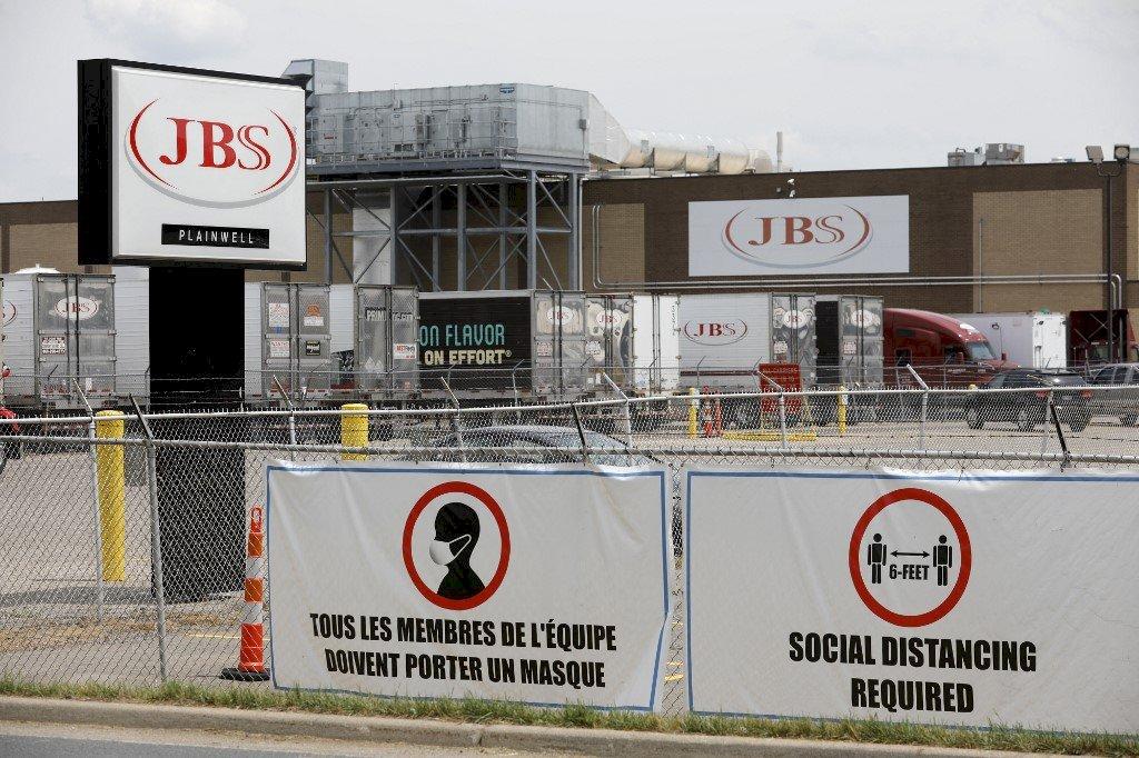 全球最大肉商JBS遇駭 逾千萬美元贖金擺平