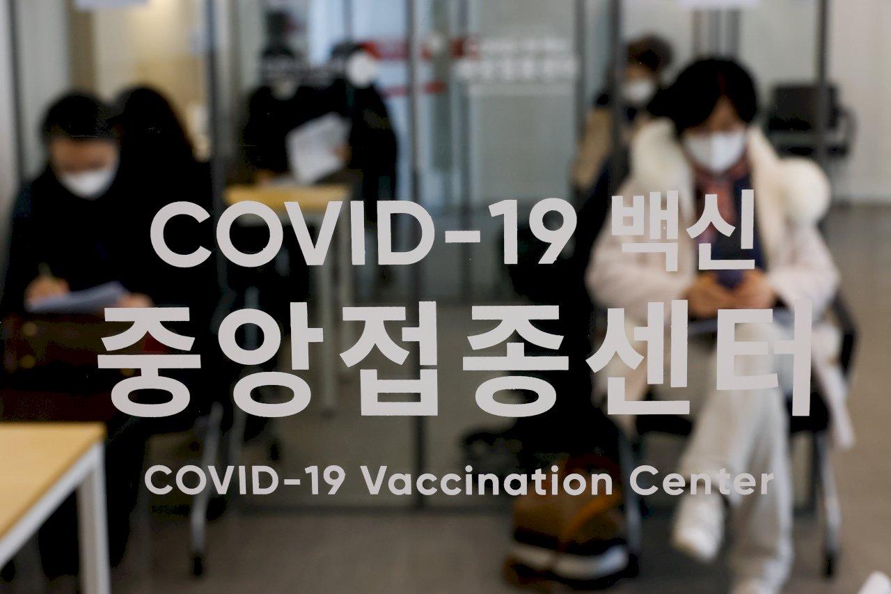 南韓單日新增1,842確診 再創新高