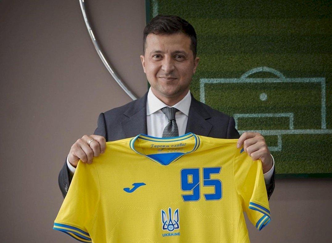 烏克蘭球衣激怒俄國 歐洲足球總會要求修改