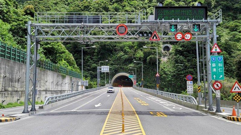 颱風逼近 蘇花路廊今晚10時起禁駛入