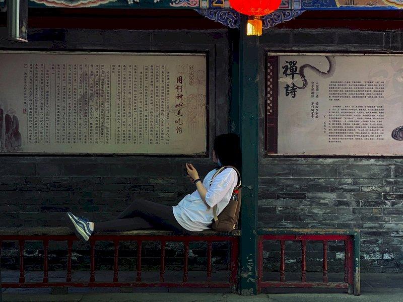 中國的躺平主義與社會現況
