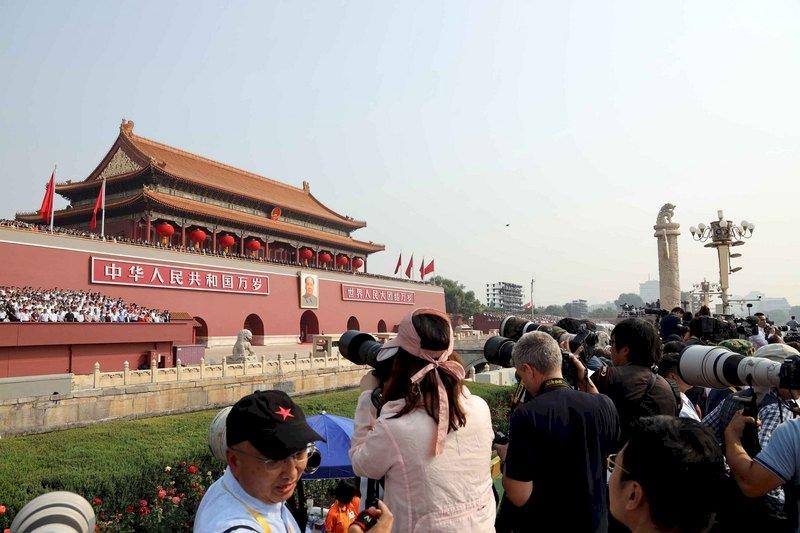 中共百年黨慶大會 與會者需完成注射中國製疫苗
