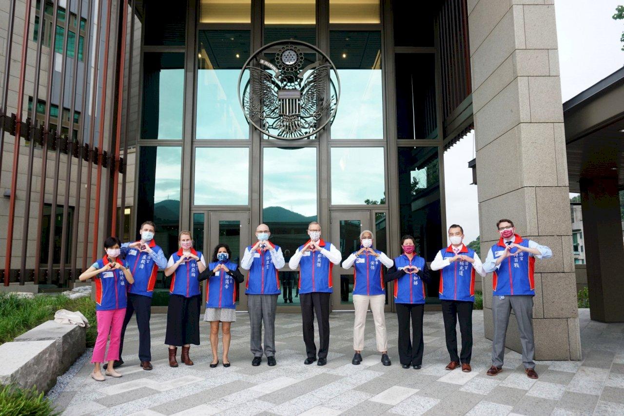 AIT:榮幸將台灣視為全球衛生安全夥伴