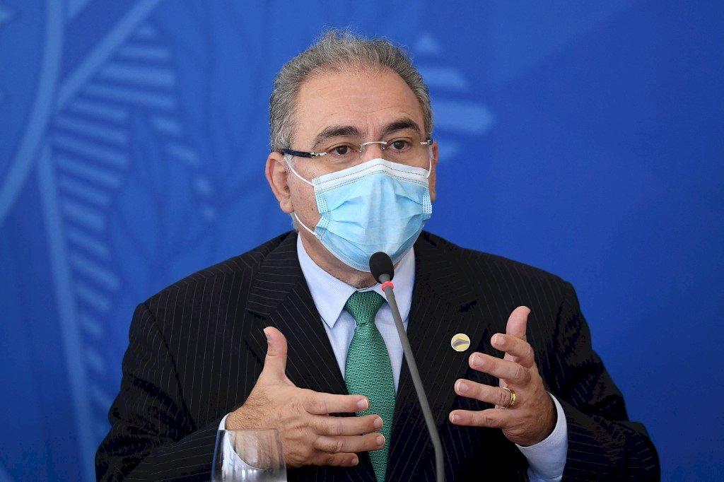 出席聯合國大會 巴西衛生部長驚傳確診