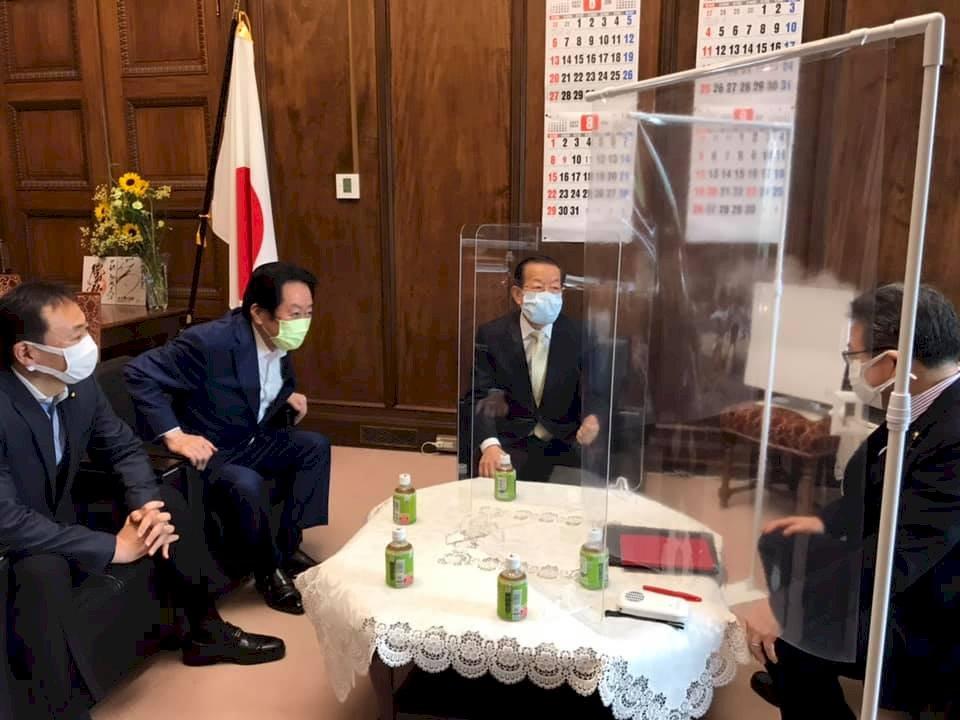 日本參院一致挺台參與世衛 謝長廷透露幕後運作