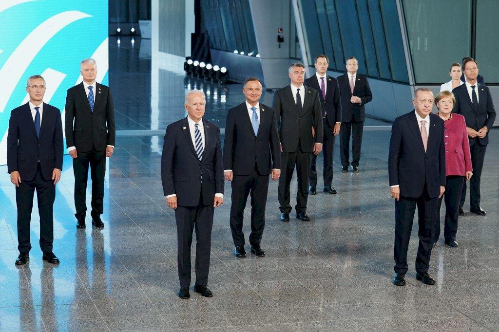北約峰會也將提及中國 料比G7公報更強硬