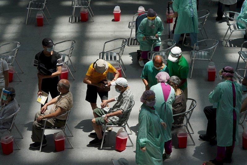 民團籲80萬名居家長照者列第五類 優先接種疫苗