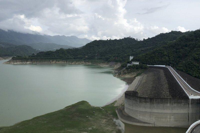 曾文水庫蓄水回升 南部二期稻作供灌露曙光