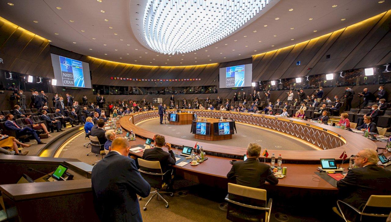 北約峰會公報 正視中國構成系統性威脅