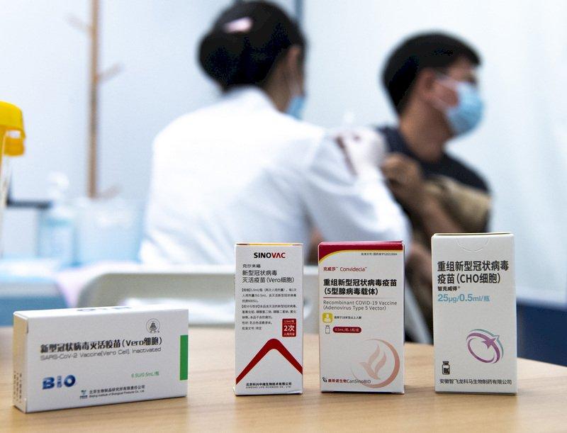 北京18歲以上人口 疫苗完整接種率突破8成
