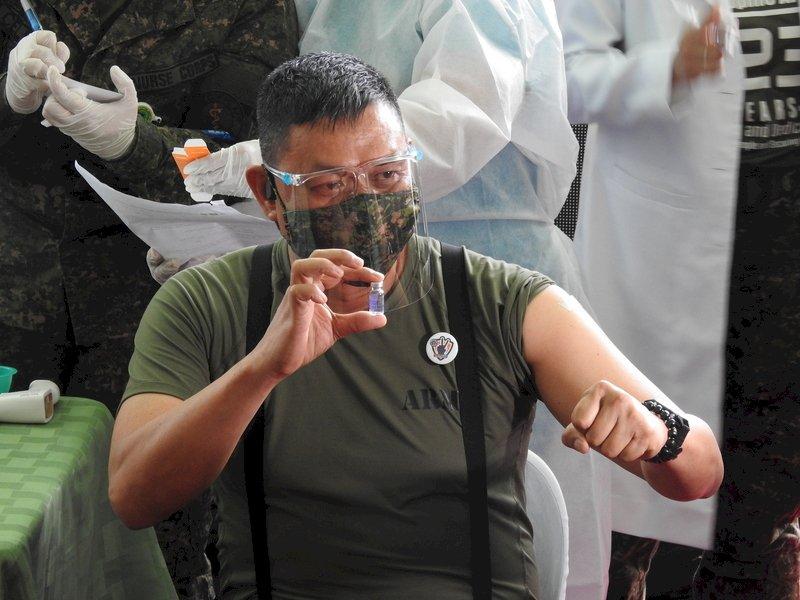 菲律賓收到1270萬劑疫苗 59%為科興