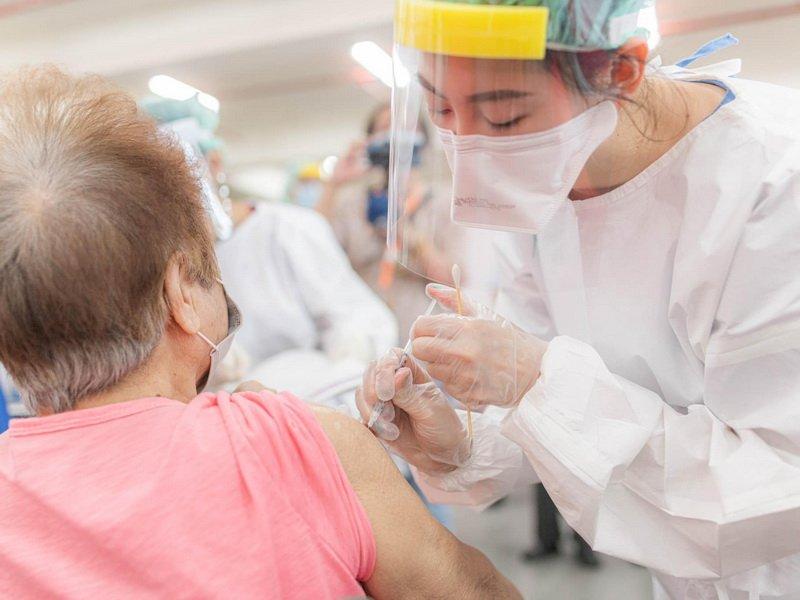 桃園下輪疫苗施打79至80歲長者 預定19日開始接種