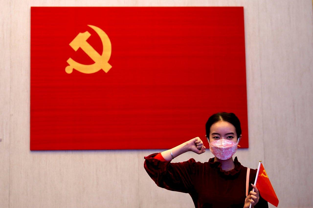 中共黨員總數逾9500萬