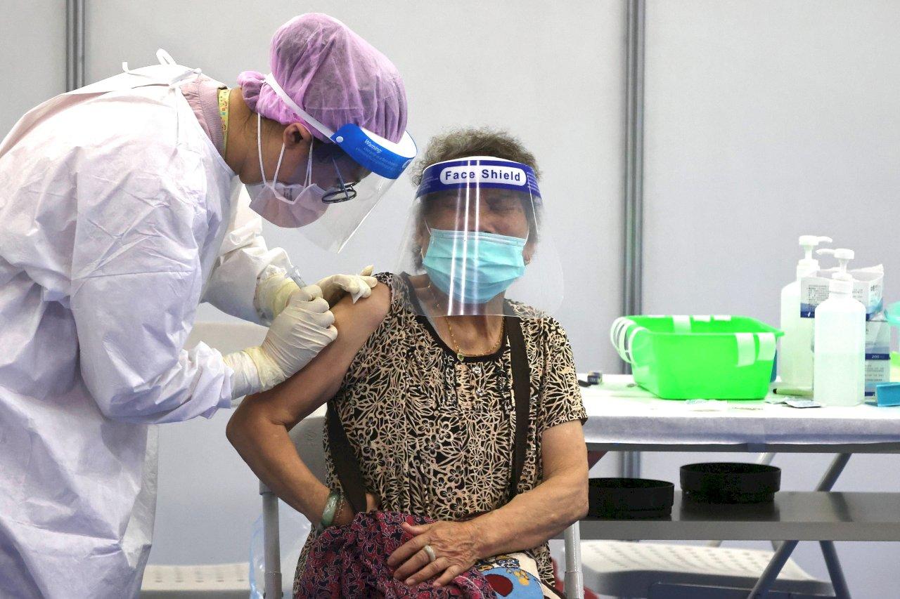 全球搶疫苗 陳時中:與台積電、鴻海合作盼「衝出一條路」