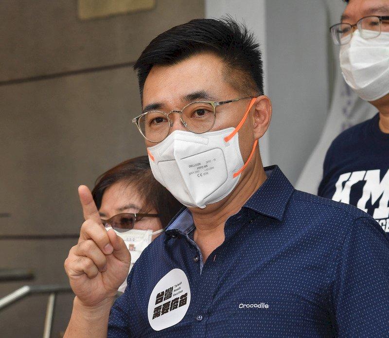 公投延期、罷免案卻照辦 江啟臣:台中人的命比較不重要?