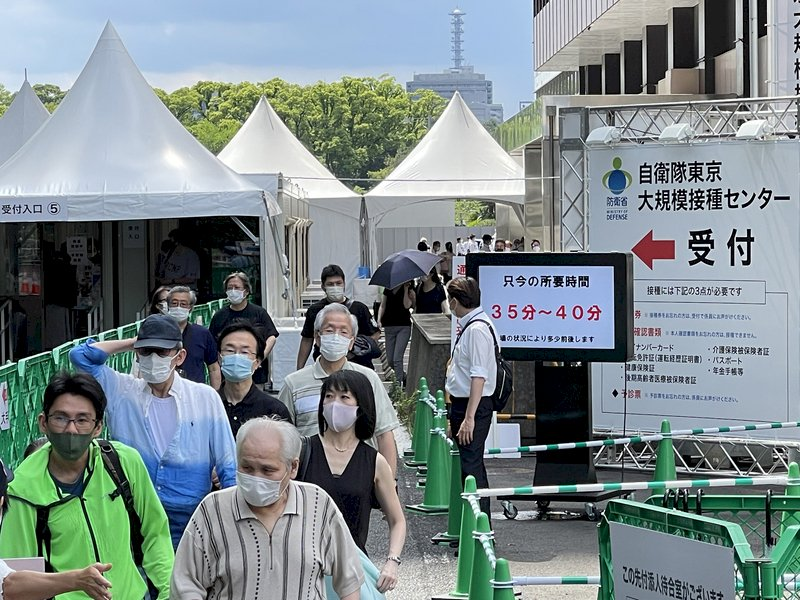 日本接種疫苗後累計667例死亡 皆無確切因果關係