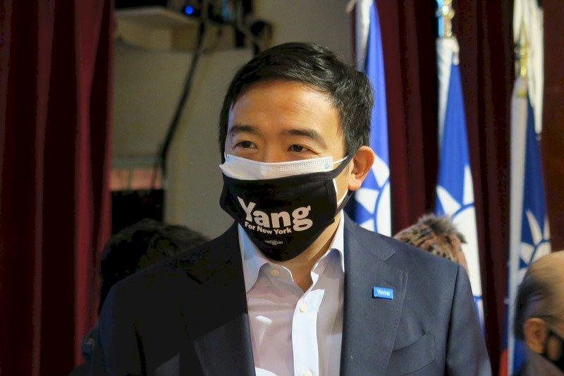 為紐約遊民危機開藥方 楊安澤辯論會發言惹議
