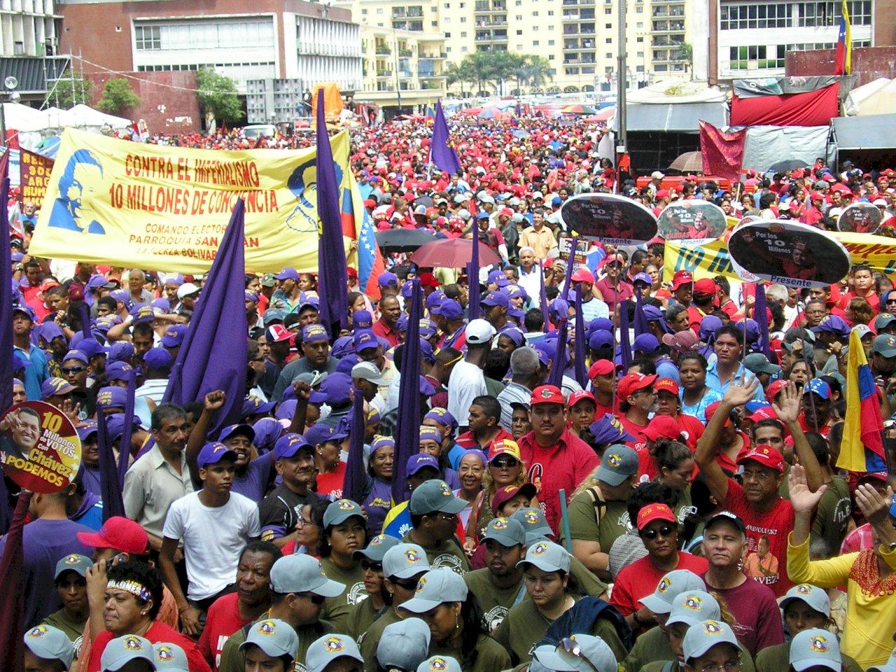 新聞視線以外的委內瑞拉