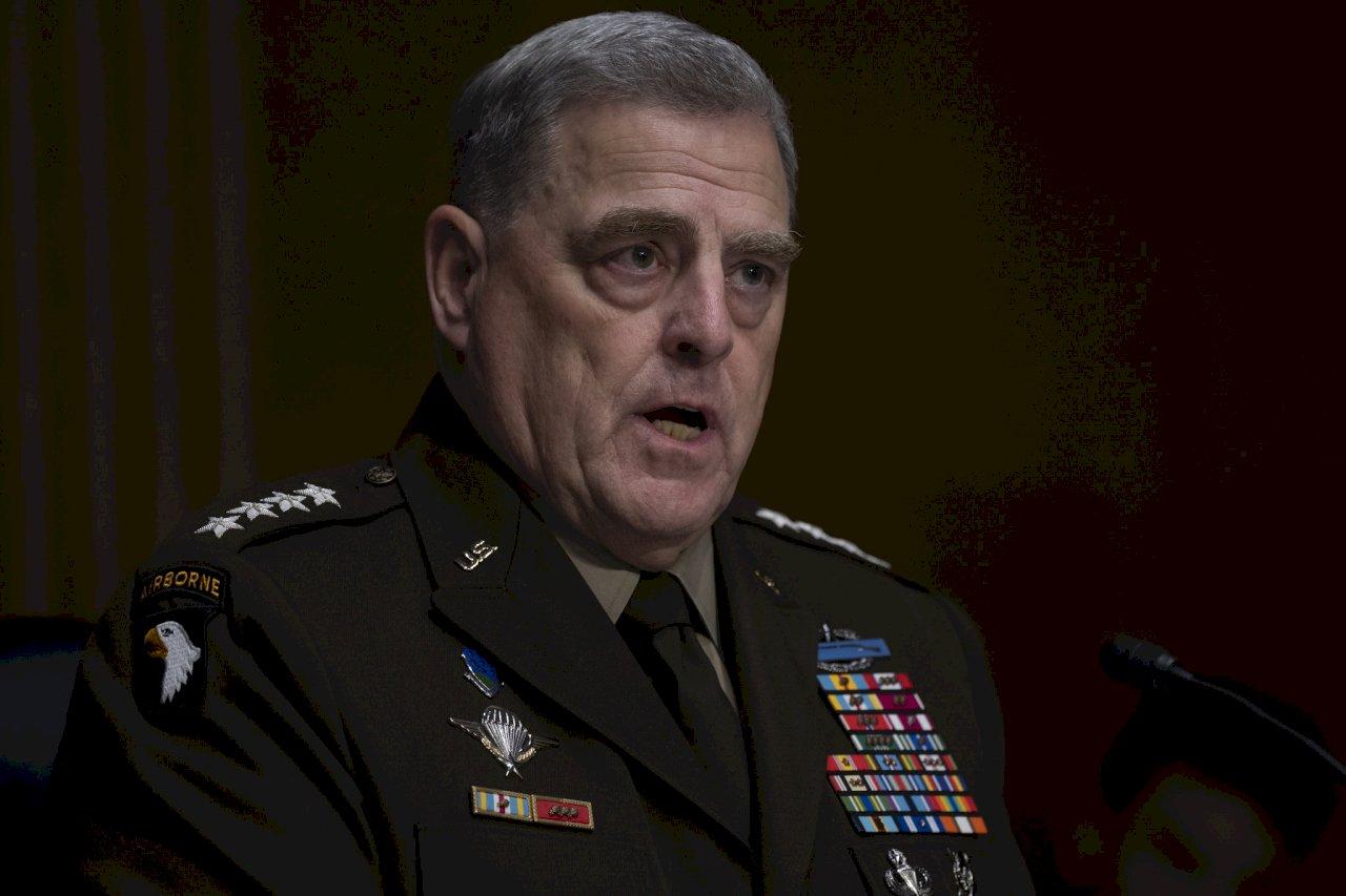 美軍參謀首長:中國一兩年內不會武力犯台