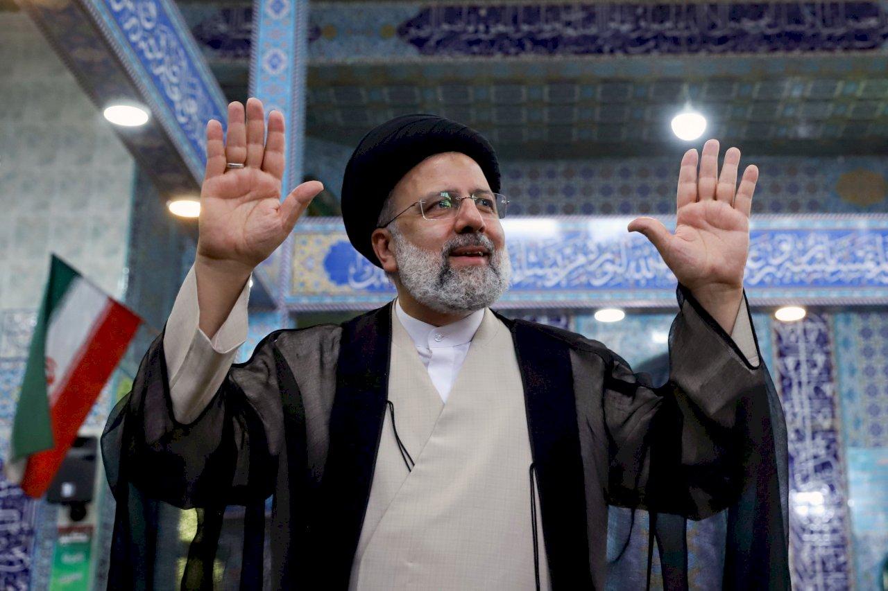 極端保守派教士當選伊朗總統  美國務院:人民自由公平選舉權遭拒絕