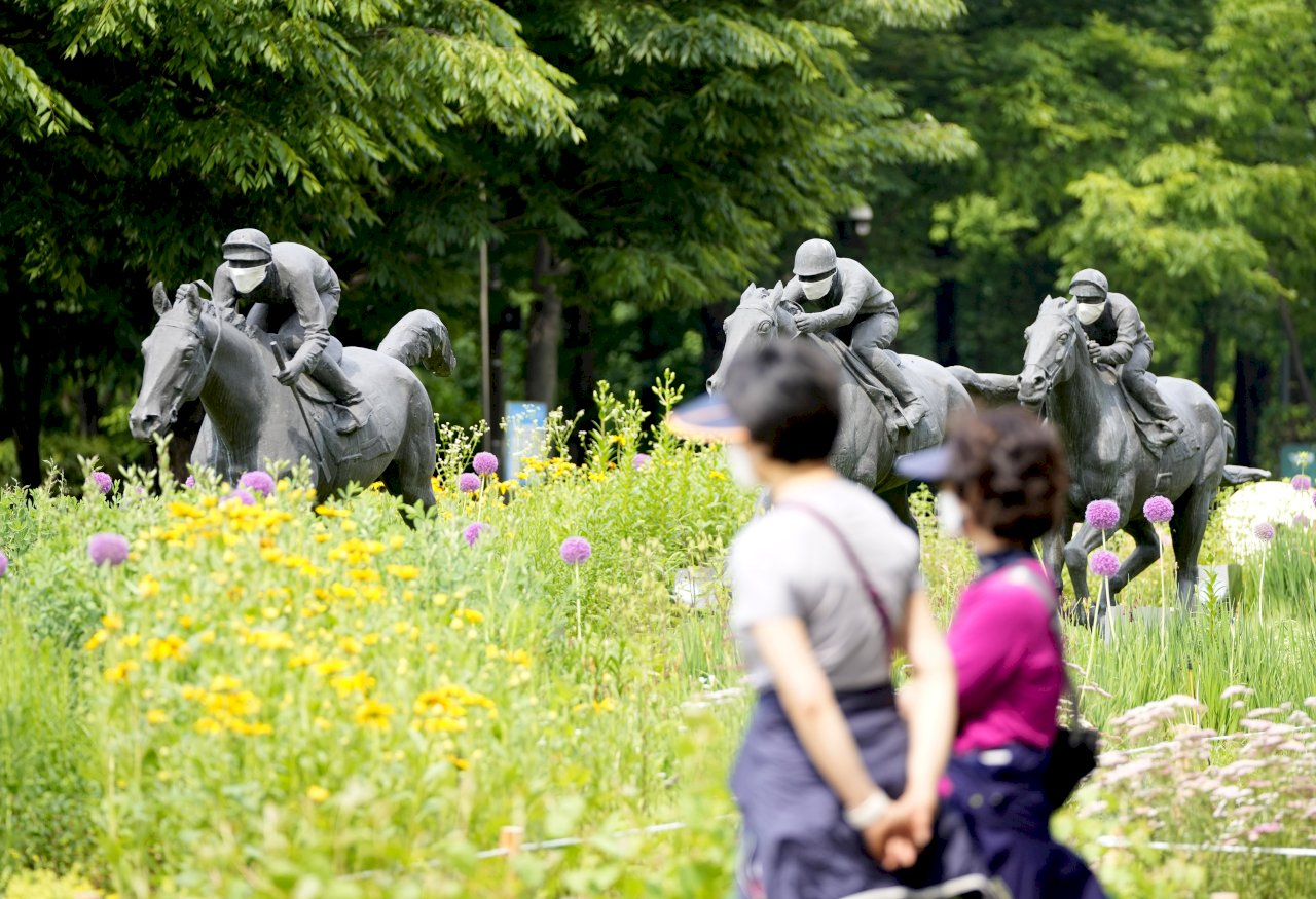南韓疫情趨緩 大首爾地區7月起放寬防疫限制