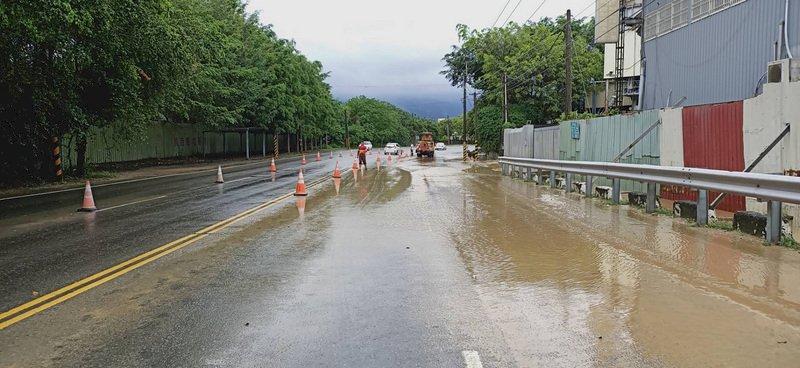 西南風影響 雲林以南6縣市夜防大雨