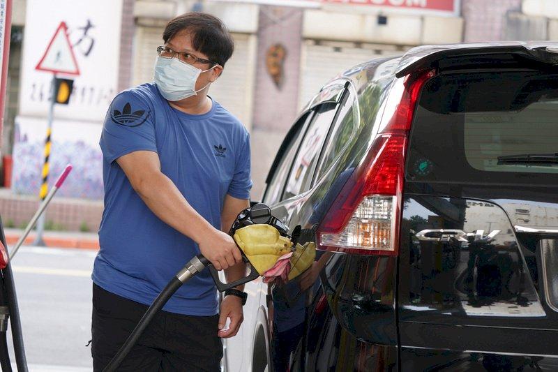 油價連9漲 汽柴油12日起各漲3角及2角