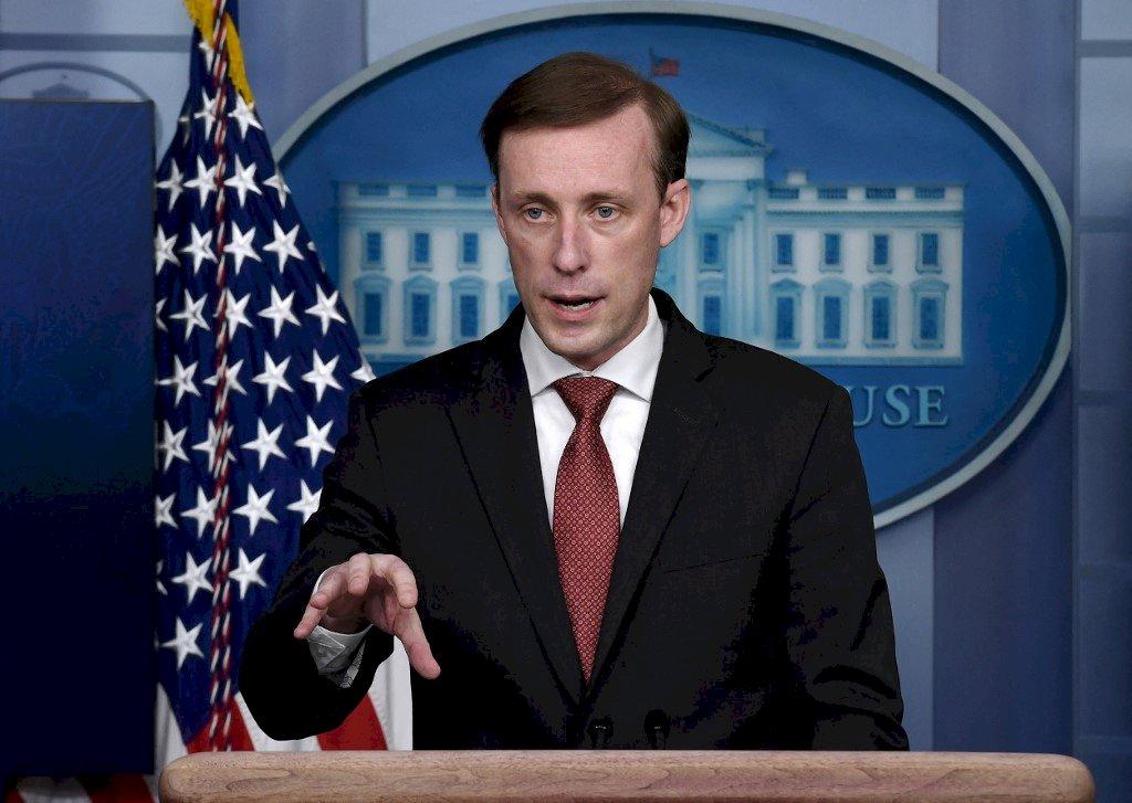 美國安顧問致電聲援立陶宛總理 反擊中國施壓